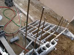 construire un escalier exterieur en beton 2 montage suite et