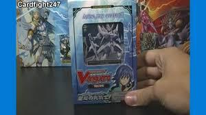 cardfight vanguard blaster blade trial deck opening english