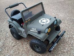 Make A Racing Powerwheels Jeep: 6 Steps (with Pictures) Power Wheels Chevy Silverado Truck Luxury 2019 Ford F150 Extreme Sport 12volt Battypowered Ride Bigfoot Monster Trucks Wiki Fandom Powered By Wikia Teslas Electric Is Comingand So Are Everyone Elses Wired On Kids Raptor 887961538090 Ebay 10 Best Cars For In 2018 Big My Lifted Ideas Ride Tonka Dump Action 12v Youtube Fisherprice Review Maxresdefault Atecsyscommx Purple Camo Walmart Canada