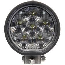 81 Series Auxiliary 4 In. Round LED Spot Light, Black, 6 Diode, 500 ... Truck Lite Led Headlights Lights 15 Series 3 Diode License Light Rectangular Bracket Mount 80 Par 36 5 In Round Incandescent Spot Black 1 Bulb Trucklite Catalogue 22 Yellow Side Turn 66 Clear Oval Backup Flange 7 Halogen Headlight Glass Lens Alinum 12v Signalstat Redclear Acrylic Lh Combo Box 26 Chrome Atldrl Universal 4 X 6 Snow Plow 21 High Mounted Stop 16 Red 60 Horizontal