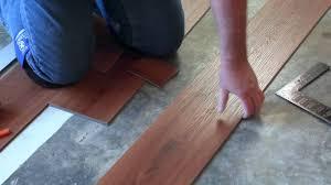 Moduleo Luxury Vinyl Plank Flooring by 3 Installation Moduleo Lvt Click Flooring Ivc Us Youtube