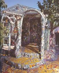 the mosaic tile house