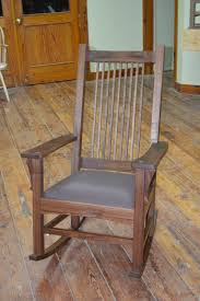 Craftsman Style Rocking Chair By WoodenAtelier On Etsy Gci Outdoor ...