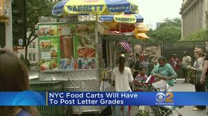 100 How To Start A Food Truck In Nyc NYC Carts Posting Letter Grades YouTube