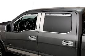 Putco Element Window Deflectors - In-Channel Rain Visors Ship Free Egr 0713 Chevy Silverado Gmc Sierra Front Window Visors Guards In Best Bug Deflector And Window Visors Ford F150 Forum Aurora Truck Supplies Stampede Tapeonz Vent Fast Free Shipping For 7391 Chevygmc Truck Smoke Tint Window Visorwind Deflector Hdware Inchannel Smoke Weathertech Deflector Wind Visor Ships Avs Color Match Low Profile Deflectors Oem Style Rain Avs Install 2003 2004 2005 2006 2007 Dodge 2500 Shade Fits 1417 Chevrolet 1500 Putco Element Sharptruckcom
