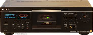 Nakamichi Tape Deck 2 by Sony Cassette Deck Technology Sony Pinterest Sony And