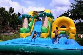 INFLAT PALM Kids Fun Yogyakarta