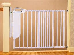 Keep Your Babies Safe Using Baby Gates For Stairs - HOUSE EXTERIOR ... Best Solutions Of Baby Gates For Stairs With Banisters About Bedroom Door For Expandable Child Gate Amazoncom No Hole Stairway Mounting Kit By Safety Latest Stair Design Ideas Gates Are Designed To Keep The Child Safe Click Tweet Summer Infant Stylishsecure Deluxe Top Of Banister Universal 25 Stairs Ideas On Pinterest Dogs Munchkin Safe