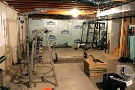 Basement Gym Ideas Home Incredible As Companion Design With