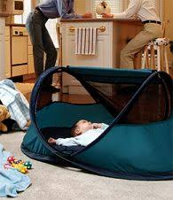Kidco Peapod Travel Bed a great alternative to lugging around