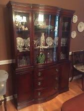 Breakfront Vs China Cabinet by Breakfront Furniture Ebay