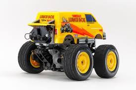 100 Monster Truck Lunch Box Tamiya 124 Mini Kit SW01 Assembly Kit TAM57409
