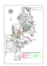 100 Truck Route Map Designated S City Of Renton