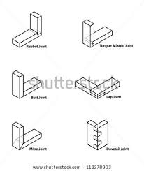 Japanese Wood Joints Pdf by Wood Joint Stock Images Royalty Free Images U0026 Vectors Shutterstock