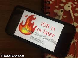 Solved iOS 11 3 iOS 11 2 5 Overheating iPhone X 8 Plus 7 Plus