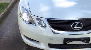2006 lexus gs 300 headlight washer