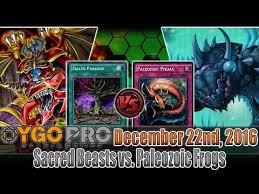 Sacred Beast Deck 2016 by Download Video Sacred Beast Deck Profile December 2016
