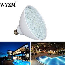120v 35w color changing led pool light bulb fit in for pentair