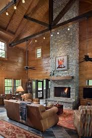 Simple Log Home Great Rooms Ideas Photo by Best 25 Log Home Living Ideas On Log Home Decorating