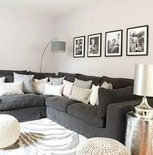 wohnzimmer einrichten braun schwarz wohnzimmer gestalten