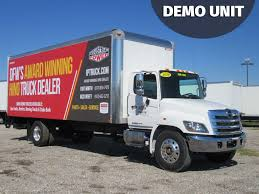 100 Used Box Trucks 2019 HINO 268A 26ft Truck With Lift Gate At Industrial