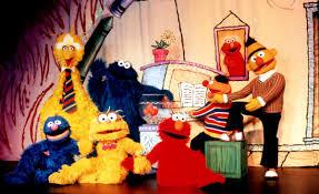 Sesame Street A Magical Halloween Adventure Vhs by Sesame Street U0027 Celebrates Its 43rd Birthday
