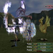 light curtain final fantasy wiki fandom powered by wikia