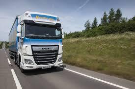 100 Knights Trucks DAF New XF Fleet Shows Immediate Fuel Bonus For Of Old