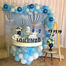 Boy Baby Shower Ideas Centerpieces