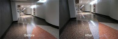 Terrazzo Restoration Houston Texas Floor Services