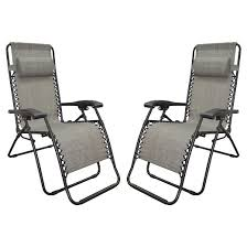caravan global 2 piece infinity zero gravity chair gray target