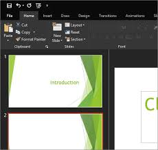 Change the look and feel of fice 2016 for Windows with fice
