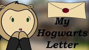 Hogwarts Letter Seal Zip Wallet Curiosa Purveyors Of