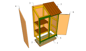 Slant Roof Shed Plans Free by Garden Tool Shed Plans Free Garden Plans How To Build Garden