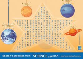 Christmas Tree Preservative Aspirin by Advent Calendar 2010 Www Scienceinschool Org