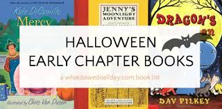 Best Halloween Books For Second Graders by Halloween Chapter Books For Kids
