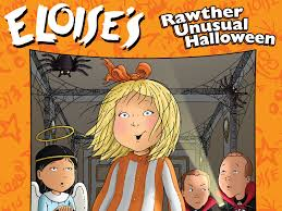 Thomas Halloween Adventures 2006 by Amazon Com Eloise Eloise U0027s Rawther Unusual Halloween Lynn