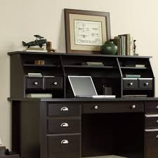 Black Writing Desk With Hutch by Black Computer Desk With Hutch White L Shaped Computer Desk U
