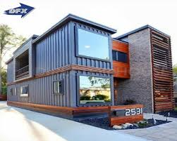 104 Building A Home From A Shipping Container China Dfx Prefabricated Prefab House Luxury House Mobile House For Living Ccommodation China Portable House Prefabricated House