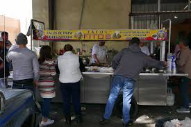 100 World Fare Food Truck WORLD FARE A Tijuana Taco Crawl In The Shadow Of The Mercado Hidalgo