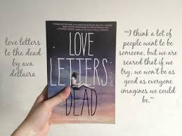 Chasing Faerytales Review Love Letters to the Dead by Ava Dellaira