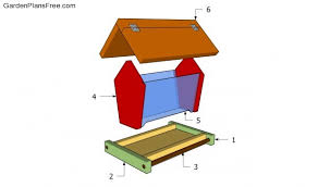 Free Bird Table Plans by Bird Feeder Plans Free Free Garden Plans How To Build Garden