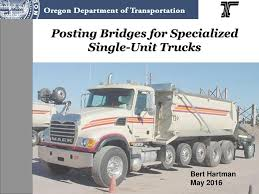 100 Single Unit Truck Posting Bridges For Specialized S Ppt Download