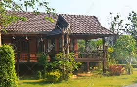 100 Thailand House Designs Wooden House And Garden Architecture Design