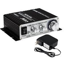 Bedroom Boom Mp3 by Amazon Com Lepai Lp A68 Digital 2 X 15w Amplifier With Remote Usb