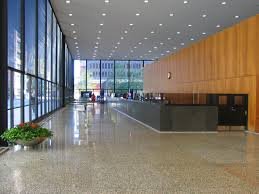 What Mies did not see done Federal Center of Chicago