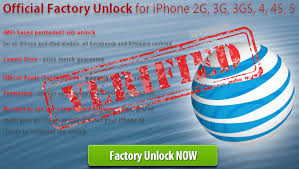 Factory Unlock AT&T iPhone 4 4S 5 5s & 5c by IMEI Code