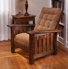 Stickley Rocking Chair Plans by Mission Style Chairs Foter