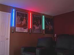stunning lightsaber wall sconce lightsaber wall light