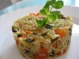 cuisiner le boulgour boulgour aux petits légumes autres plats cuisinés